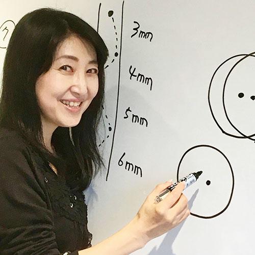 土屋元子先生 パッチワークキルト教室